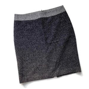 Liz Claiborne Tweed Sparkle Pencil Skirt